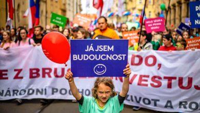 Photo of FOTO. Așa a fost la Marșul pentru viață 2019 de la Praga