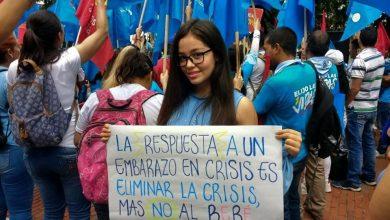 """Photo of VIDEO. 500.000 de persoane la Marșul pentru viață din Columbia: """"Alege ambele vieți!"""""""
