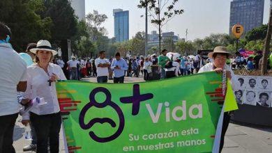 Photo of 25.000 de persoane la Marșul pentru viață 2019 din Mexic