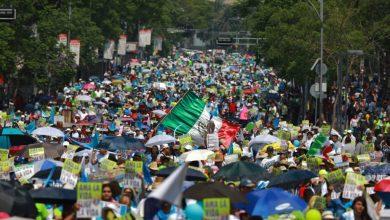 """Photo of Peste 30.000 de persoane """"Uniți pentru Viață"""" la Marșul pentru Viață din Mexico City"""