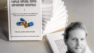 """Photo of Mihai Neşu și-a lansat prima sa carte, """"100 pastile duhovnicești"""" pentru detoxifierea sufletului"""