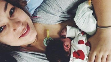 """Photo of Cântăreața Feli despre fiica ei nou-născută: """"Până să apari, nu am știut cu adevărat ce e iubirea"""""""