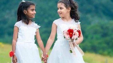 Photo of FOTO. O frântură din raiul de iubire al celor două fetițe luate în plasament de familia Șărămăt