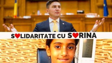 """Photo of VIDEO. """"Eu sunt Sorina! Noi suntem Sorina!"""" Dep. Constantin Codreanu citește la tribuna Parlamentului mesajele românilor despre cazul Sorina"""