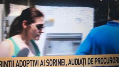 Photo of Soții Săcărin, audiați 9 ore de către procurori. Vom afla de ce au vrut să o adopte cu forța pe Sorina?