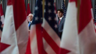 """Photo of Mike Pence îi spune lui Justin Trudeau că administrația Trump """",va susține întotdeauna sfințenia vieții umane"""""""