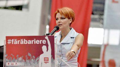 Photo of Lia Olguța Vasilescu a intervenit pentru soții Săcărin când era Ministrul Muncii