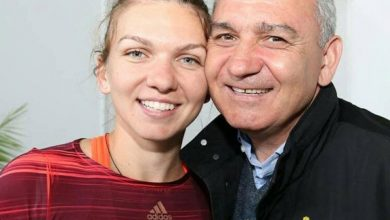 Photo of Simona Halep despre rolul tatălui ei, Stere Halep, în formarea ei ca și campioană mondială