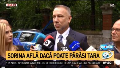 Photo of Bogdan Licu spune că pașaportul Sorinei a fost retras de procurori pe baza unor indicii că nu ar fi fost obținut în mod legal