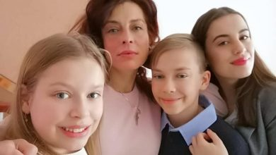 Photo of Ioana Picoș, mesaj de susținere pentru Camelia Smicală și copiii ei, la Marșul pentru viață 2020 București online