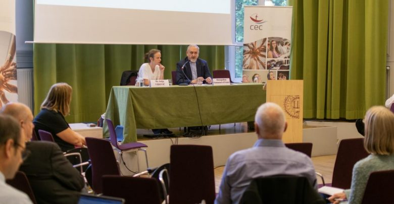 Photo of Conferință la Paris despre rolul Bisericilor Europene în menținerea păcii în lume