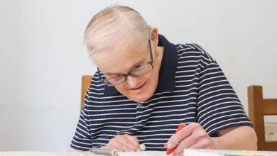 Photo of Un bărbat din Marea Britanie cu sindrom Down tocmai și-a sărbătorit cea de 77-a aniversare