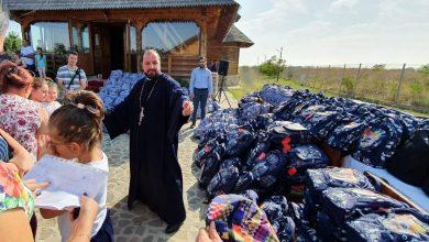 Photo of Rechizite pentru 600 de elevi şi un nou proiect educaţional în Protoieria 6 Capitală