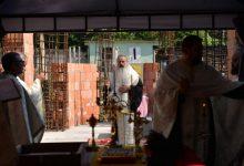 Photo of Mitropolitul Teofan a sfinţit piatra de temelie pentru paraclisul unităţii socio-medicale Răducăneni