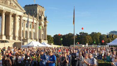 Photo of Peste 8.000 de oameni în centrul Berlinului la Marșul pentru Viață din Germania 2019