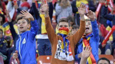 Photo of FOTO, VIDEO. România înregistrează un record mondial cu 30.000 de suporteri copii la meciul Naționalei de fotbal