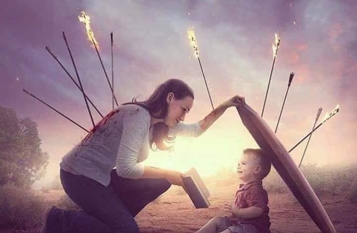 Photo of VIRAL pe Facebook: MAMA, cea mai puternică ființă de pe Pământ