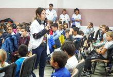Photo of Peste 300 de elevi din comuna ilfoveană Grădiştea au deprins sâmbătă măsuri preventive pentru păstrarea unei vieţi sănătoase în cea mai nouă Campanie de prevenţie şi educaţie pentru sănătate organizată de voluntarii Paraclisului CMN