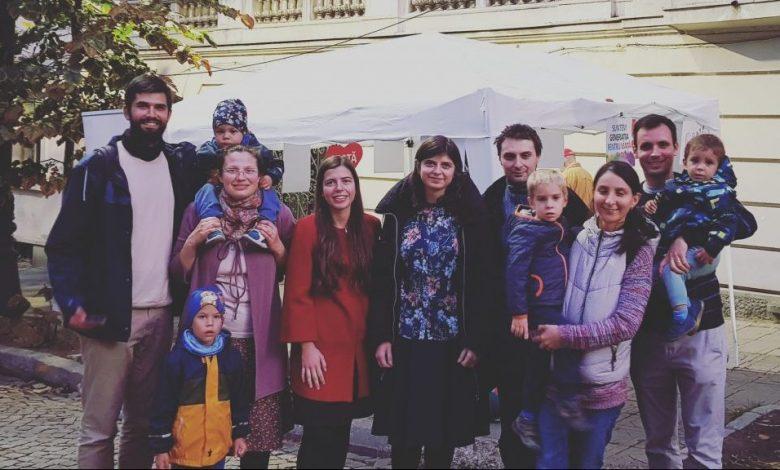"""Photo of AlexandraNadane.ro: """"Trei avorturi care nu au mai fost și trei copii care sunt – de Sf. Dimitrie, pe Colina Bucuriei"""""""