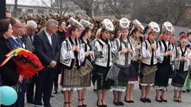 Photo of FOTO. Primăria Sectorului 4 a sprijinit financiar deschiderea unei grădinițe în satul Mahala,  Cernăuți