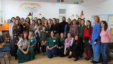 """Photo of România pentru viață a organizat primul training """"Spune-mi o poveste""""- Formare pentru ateliere de povestit și alte activități cu copiii"""