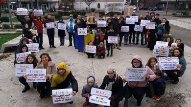 Photo of FOTO, VIDEO. Solidari cu Camelia Smicală la Bacău, Brașov, Focșani, Iași, Landshut, Munchen, Sibiu