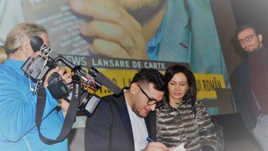 """Photo of Jurnalistul Radu Buzăianu și-a lansat cartea de interviuri """"Pe prispa istoriei"""""""