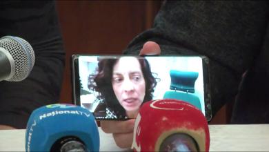 """Photo of VIDEO. Mihai Smicală în direct prin telefon la conferința de presă a Platformei ÎMPREUNĂ: """"Îmi este frică"""". De Maria nu se știe nimic"""