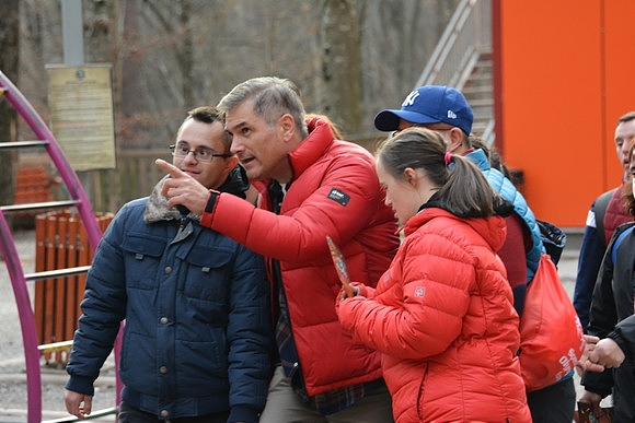Photo of VIDEO. Mircea Radu va prezenta la TVR un reality show cu persoane cu sindrom Down