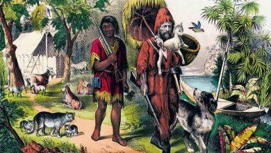 """Photo of Ovidiu Tânjală: """"Carămida, vițelul și Robinson Crusoe"""""""