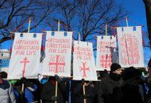 """Photo of Crestinii ortodocși participă AZI la Marșul pentru viață 2020 de la Washington, care are ca temă""""Viața Emancipează: Pro-Viață înseamnă Pro-Femeie"""""""