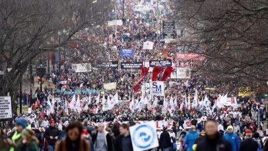 Photo of Students for Life of America estimează 225.000 de PARTICPANȚI la Marșul pentru viață de la Washington, DC