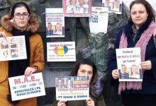 Photo of FOTO. Protest pentru copiii Cameliei Smicală la Galați