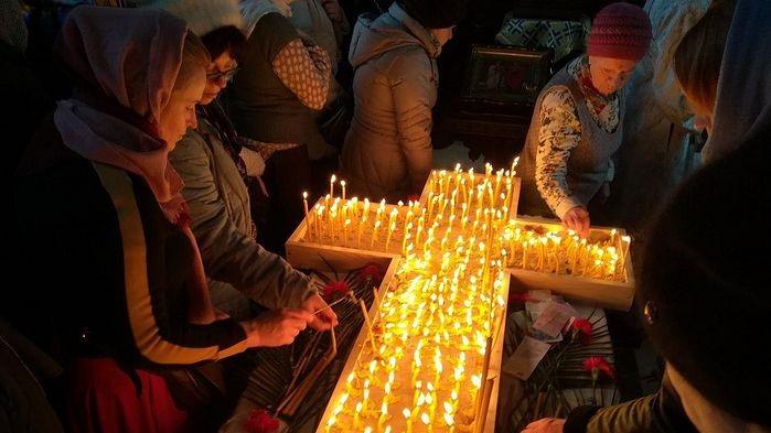 Photo of 11 ianuarie a fost  ziua de susținere a mișcării pro-viață în toate episcopiile Bisericii Ortodoxe canonice din Ucraina