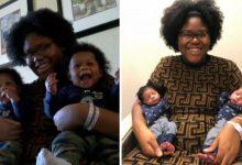Photo of O mamă din Florida a dat naștere la 2 perechi de gemeni într-un an