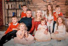 """Photo of Marina Cârnaț, mamă a 7 copii: """"Vreau să combat ideea că a avea mai mult de 2 copii și să trăiești confortabil ar fi de domeniul luxului"""""""