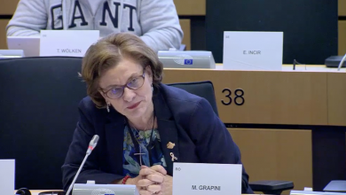 Photo of COPIII SMICALĂ. Europarlamentarul Maria Grapini i-a cerut o întrevedere noului premier finlandez