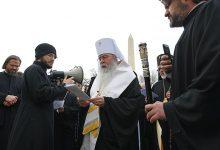 """Photo of SUA. Cuvântarea Mitropolitului Tihon la Marșul pentru viață: """"Afirmăm ferm viața din momentul concepției și până la sfârșitul vieții și îndemnăm poporul să proclame același adevăr"""""""