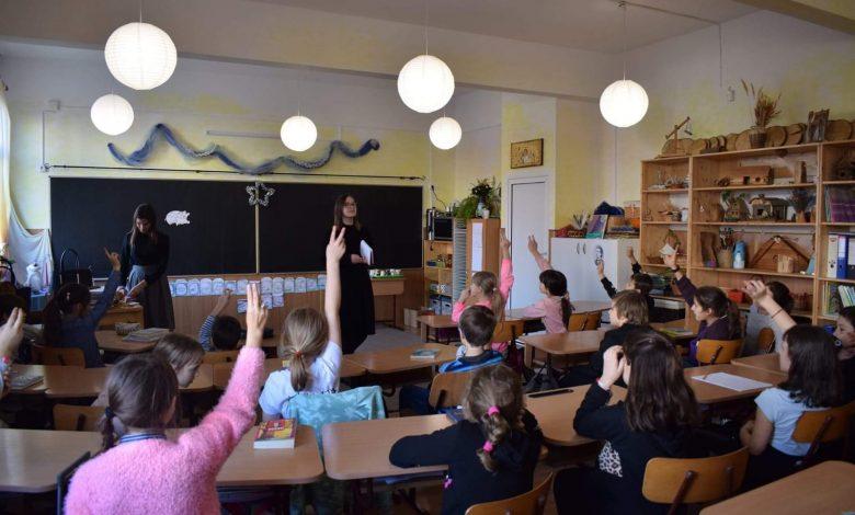 """Photo of Atelier de lectură """"Spune-mi o poveste pentru suflet"""" la Iaşi"""