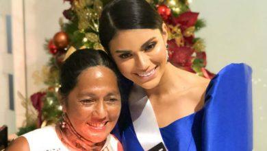 Gazini Ganados și mama ei, Carmencita