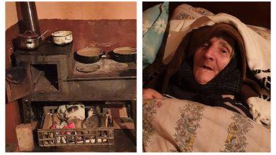 Photo of FOTO, VIDEO. Campanie pentru o bunicuţă. Are nevoie de o sobă!