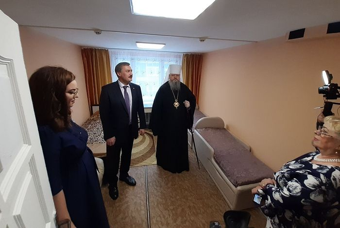 Photo of La Arhanghelsk, Biserica Ortodoxă Rusă deschide unul din cele mai mari centre cu cazare pentru femei în criza de sarcină din Rusia