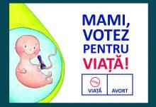 """Photo of Calendarul activităților care vor fi organizate de Asociațiile România pentru viață și Studenți pentru viață în cadrul Lunii pentru viață 2020 """"Pentru viață. Pentru părinți. Pentru copii"""""""
