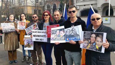 Photo of Nou weekend cu proteste pentru copiii Smicală la Ambasada Finlandei și Ministerul de Externe