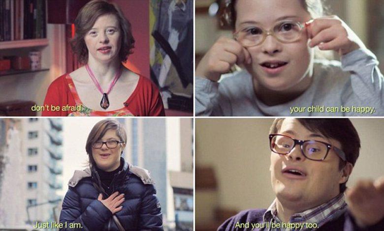 """Photo of """"Dragă mamă, nu-ți fie frică…"""" clip emoționant dedicat mamelor care află vestea probabilității de a naște un copil cu Sindrom Down"""