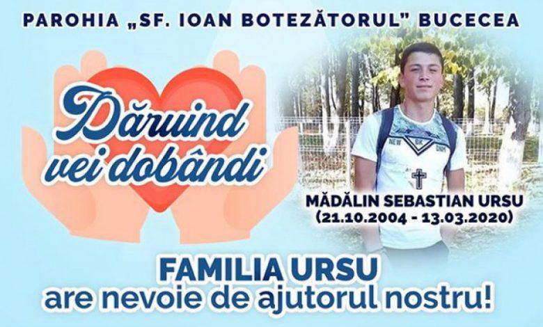 Photo of Strângere de fonduri pentru o mamă singură cu 9 copii după ce al zecelea a plecat la Domnul în mod tragic