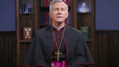 """Photo of Episcopul american Joseph Strickland: """"Voi refuza vaccinul pentru Covid-19 dacă conține țesut din copii umani avortați"""""""
