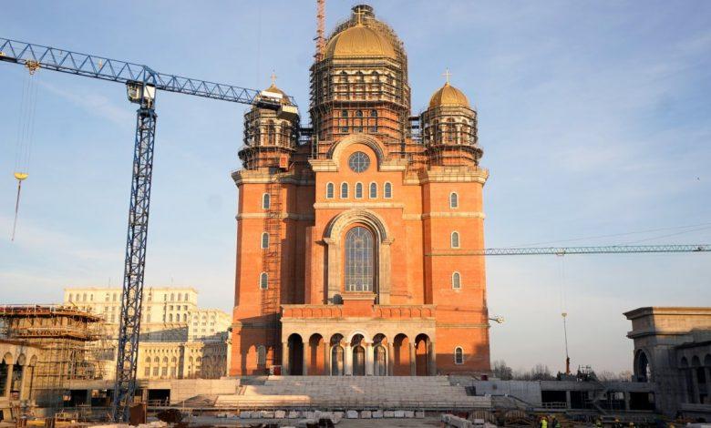 """Photo of Catedrala Mântuirii Neamului, trecută drept """"Catedrala Prostirii Neamului"""" într-o lume pentru care Hristos s-a răstignit"""