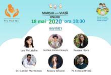 Photo of VIDEO integral. EXTRASE din discursurile de la Marșul pentru viață 2020 online Iași