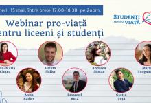 Photo of Webinar internațional pro-viață pentru liceeni și studenți – 15 mai, ora 17